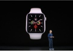 Apple Watch: patente mostra botão e braceletes ajustáveis automaticamente