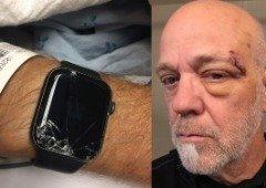 Apple Watch salva mais uma vida graças à funcionalidade de deteção de queda!