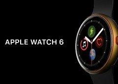 Apple Watch Series 6 com ecrã redondo? Este conceito mostra-nos a sua elegância