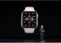 Apple Watch Series 6 não vai inovar no seu ecrã