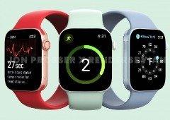 Apple Watch Series 7 enfrenta boas e más notícias para os consumidores