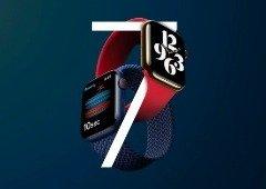 Apple Watch Series 7 podem aumentar de tamanho para 41 mm e 45 mm
