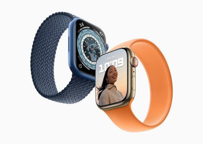 Este é o Apple Watch Series 7