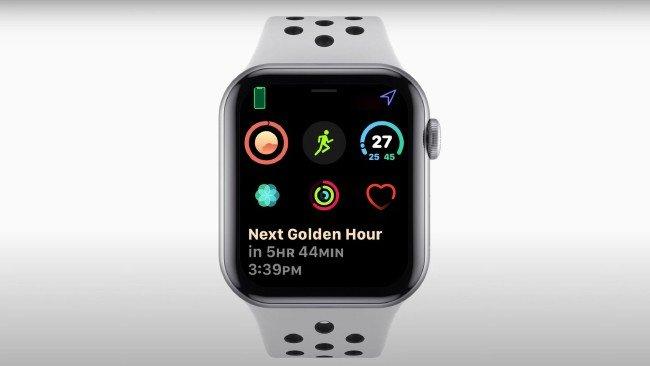 Apple watchOS