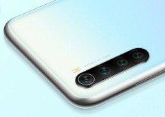 Aproveita esta oportunidade! Xiaomi Redmi Note 8 a menos de €150 com este promocode!
