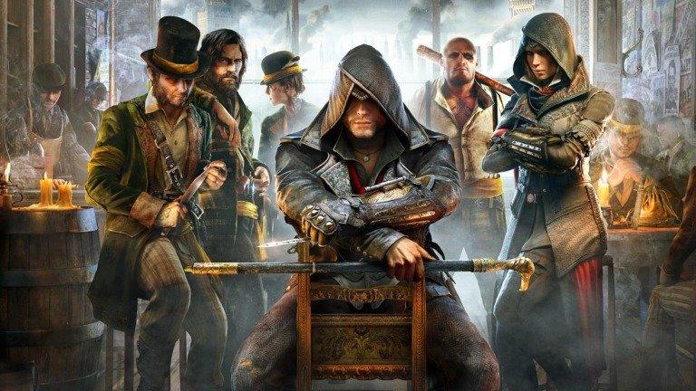 Aproveita o Assassin's Creed Syndicate grátis por tempo limitado!