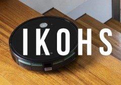 Aproveita os aspiradores robot IKOHS com desconto!