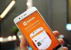 Aptoide já fala com a Huawei para substituir a Google Play Store