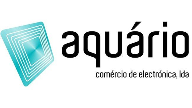 Electronic Aquarium logo on white background
