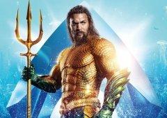 Aquaman alcança o mil milhão de euros nas bilheteiras!