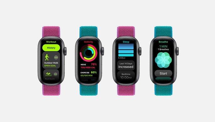 Apple Watch Fit é um conceito que podemos ver no futuro. Imagem: 9to5Mac