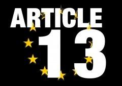 És contra o artigo 13? Eis o que tens de fazer... Agora!
