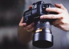 As melhores máquinas fotográficas profissionais em 2020