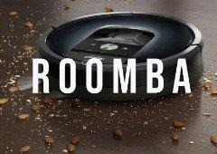 Aspirador robot Roomba 981 com desconto de €620 por tempo limitado! (Black Friday)