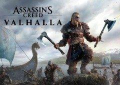Assassin's Creed Valhalla é oficial! O seu trailer promete um jogo épico