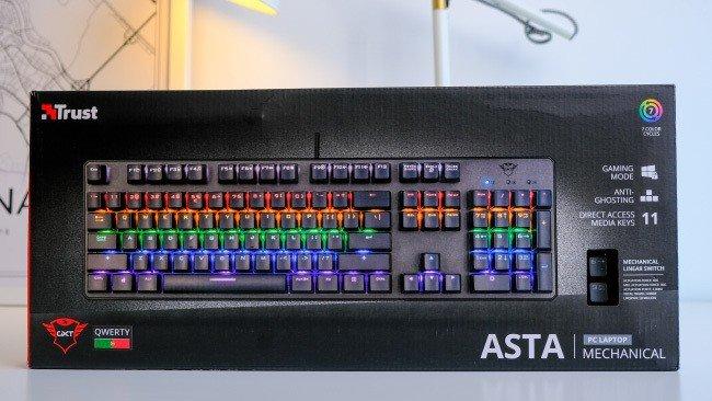 Trust Asta GXT 865