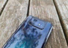 Asus abandona característica única no novo ZenFone 8