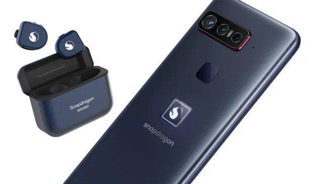 ASUS Qualcomm Snapdragon smartphone