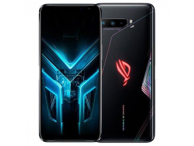 ASUS ROG Phone 3 em preto