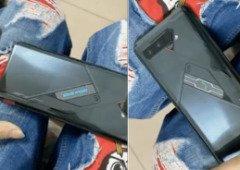 Asus ROG Phone 5 revela pequena surpresa em primeiro vídeo hands-on