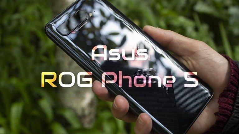 Asus ROG Phone 5 Review: um smartphone gaming que pode ser para muitos