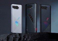 Asus ROG Phone 5S e 5S Pro: o líder do mercado gaming está ainda melhor