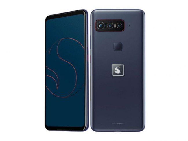 Smartphone for Snapdragon Insiders (designed by Asus)