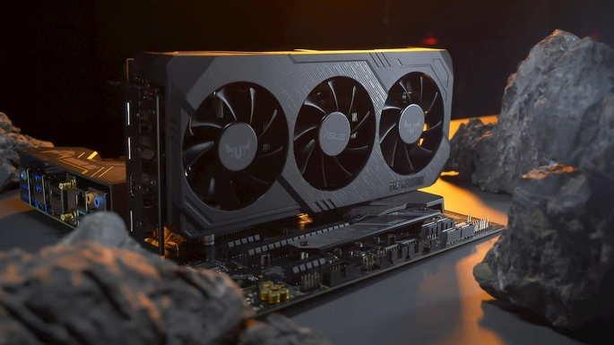 Asus TUF Gaming X3 Radeon RX série 5700