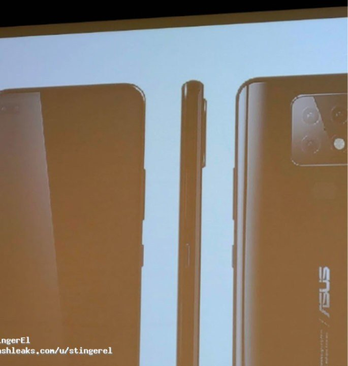 Eis a imagem do próximo smartphone Asus Zenfone