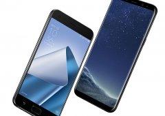 Samsung Galaxy S8 vs ASUS ZenFone 4 Pro - qual o melhor Android?