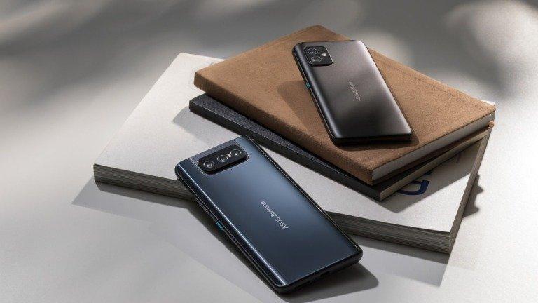 Asus ZenFone 8 terão pelo menos dois anos de atualizações garantidas