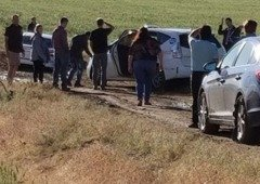 Atalho do Google Maps deixa 100 condutores 'entalados' na lama!
