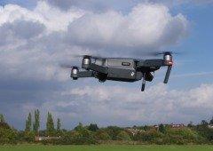 Atenção! Aplicação de controlo de drones da DJI não é segura