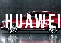 Cuidado Tesla e Apple: eis o primeiro carro elétrico com tecnologia Huawei