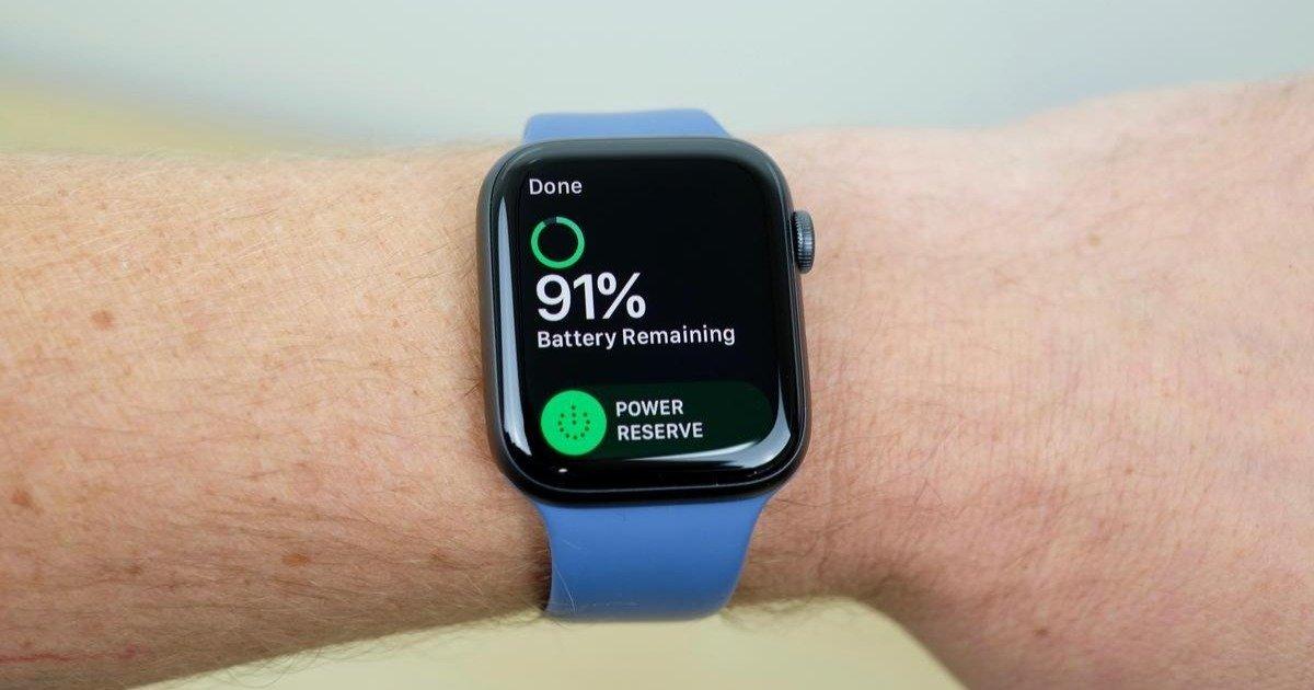 Atualizar Apple O watchOS corrige um bug irritante do Facetime!