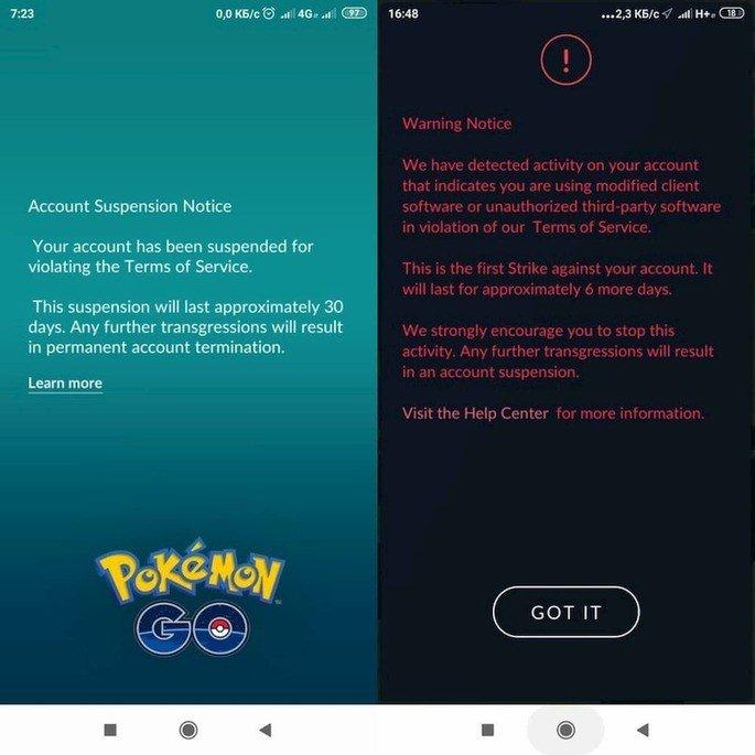 Pokémon GO Xiaomi