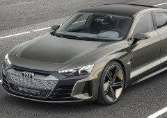 Audi e-tron GT em pré-reserva em Portugal. Unidades do carro elétrico são limitadas