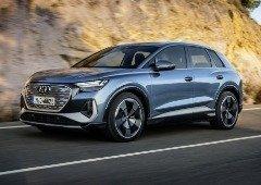 Audi Q4 e-tron apresentados: preço em Portugal dos carros elétricos