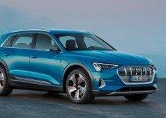 Audi terá mais de 30 carros elétricos em 2025! Um investimento maior que nunca!
