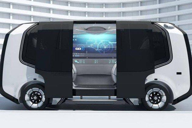 Huawei autocarro inteligente