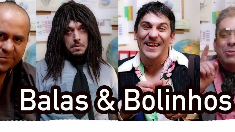 Balas & Bolinhos trazem novos vídeos ao Youtube para alegrar a tua quarentena!
