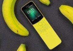 """""""Banana Phone"""" da Nokia recebe finalmente o WhatsApp"""
