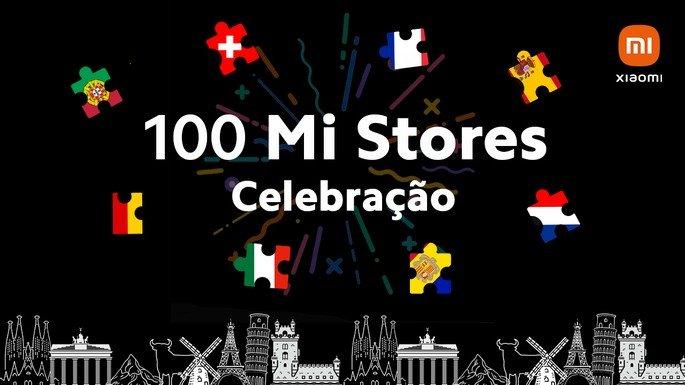 Xiaomi vai celebrar as 100 Mi Store na Europa junto dos fãs