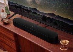 Barra de som Sonos Beam Gen 2 com suporte Dolby Atmos