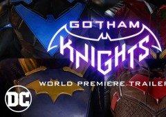 Batman está morto! Conhece o novo jogo Gotham Knights