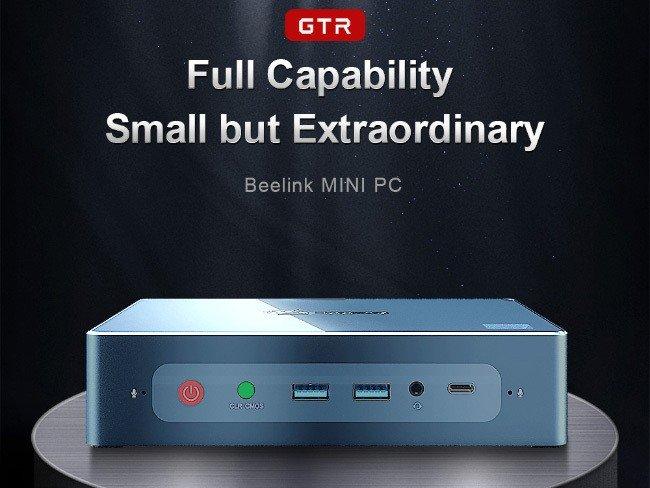 Beelink GTR7 mini PC