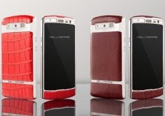 Bellperre Touch smartphone de luxo com o preço de 2600€