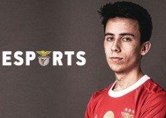 Benfica anuncia entrada no mundo dos eSports. E já fez uma contratação
