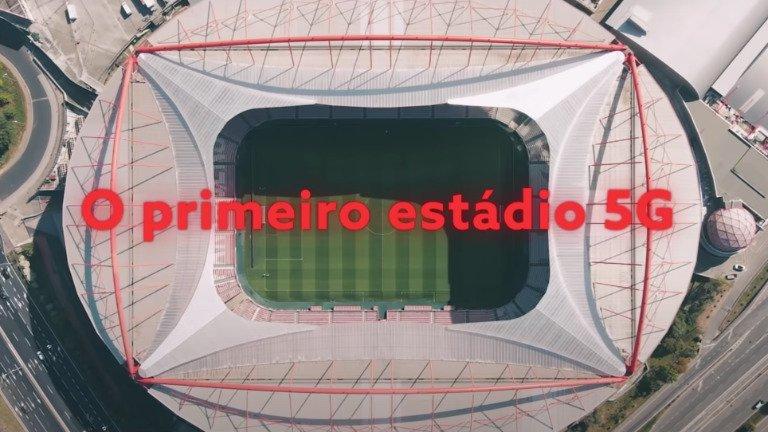 Benfica e NOS juntam-se para o primeiro Estádio 5G em Portugal