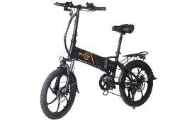 Bezior M20: bicicleta elétrica em promoção que não vais querer perder!